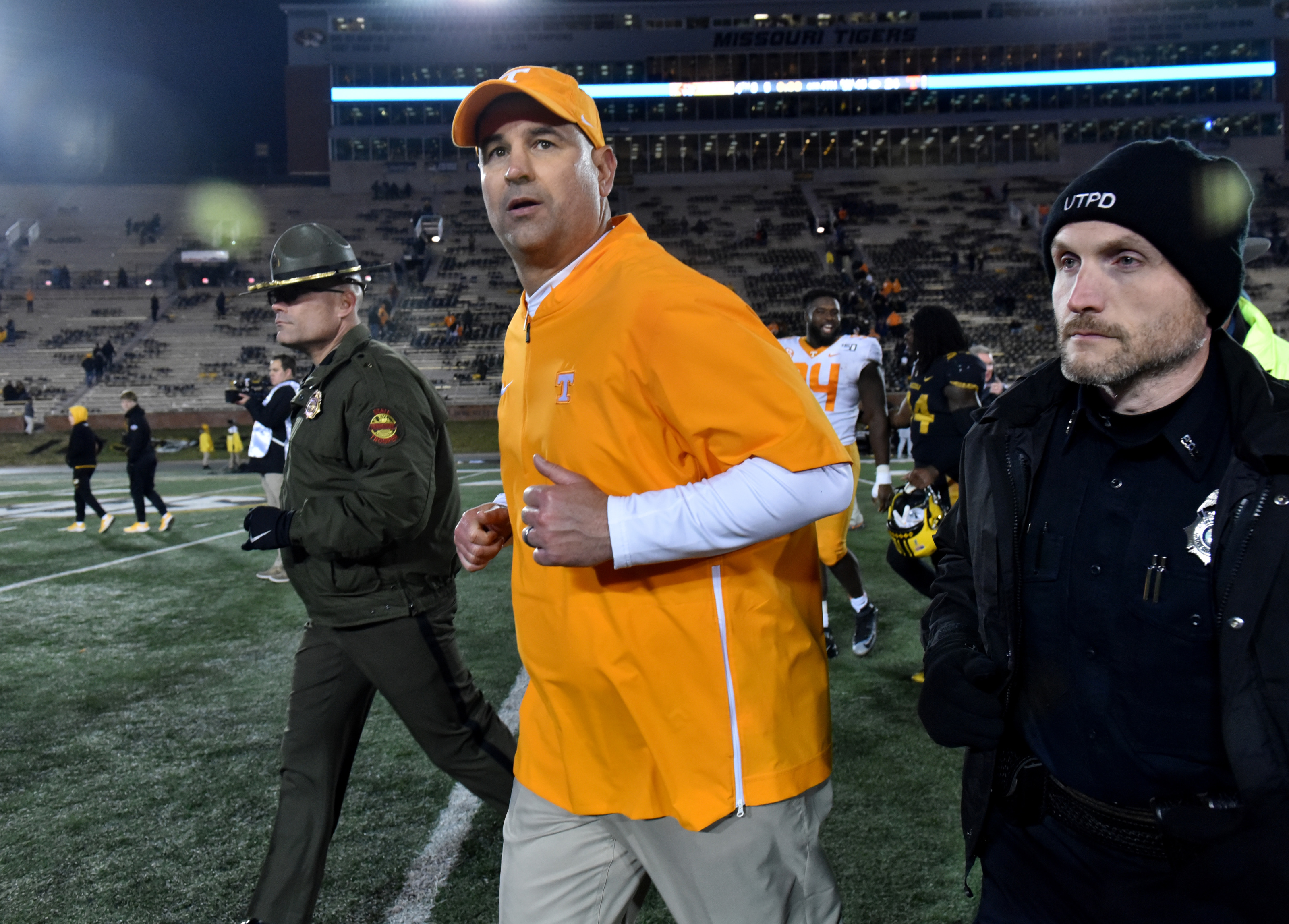 Tennessee Football is a contender for top QB and LB in America