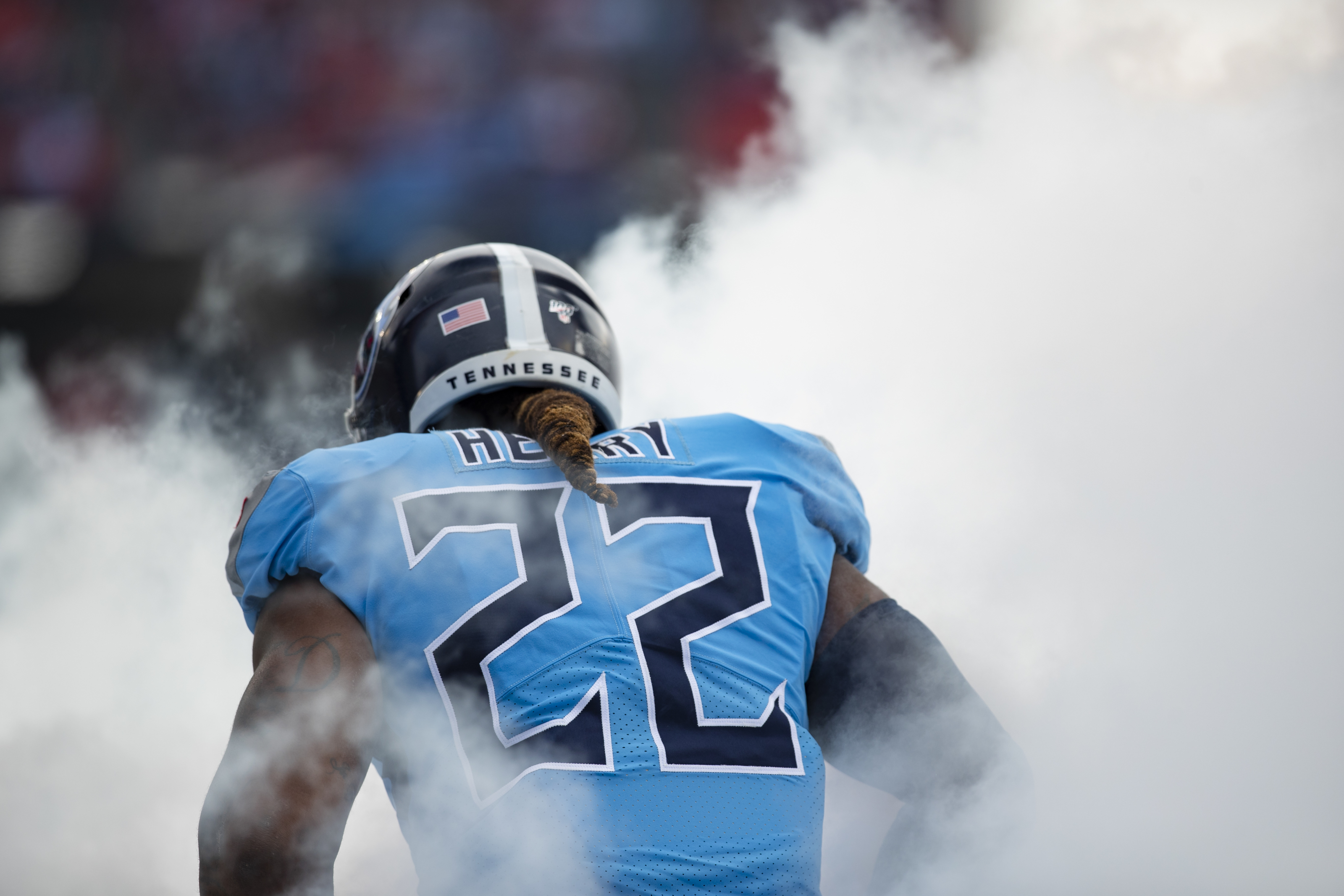 Tennessee Titans: Derrick Henry has high projections for 2020