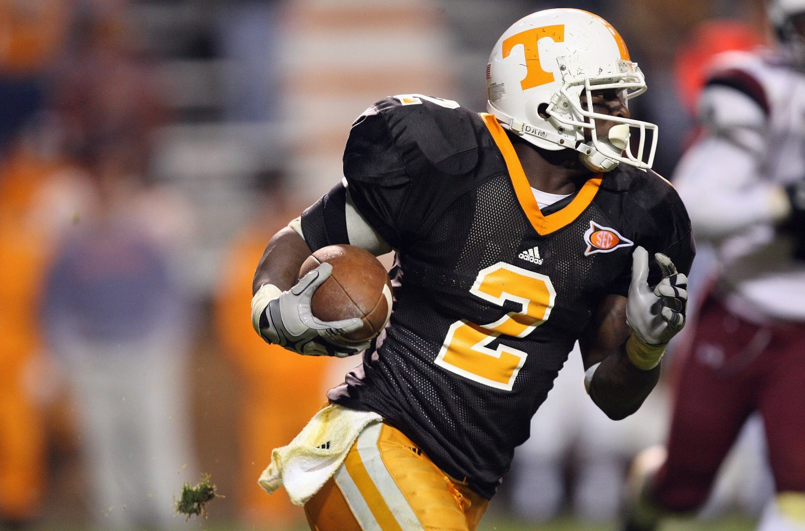 Tennessee Football: 10 year anniversary of the black jerseys