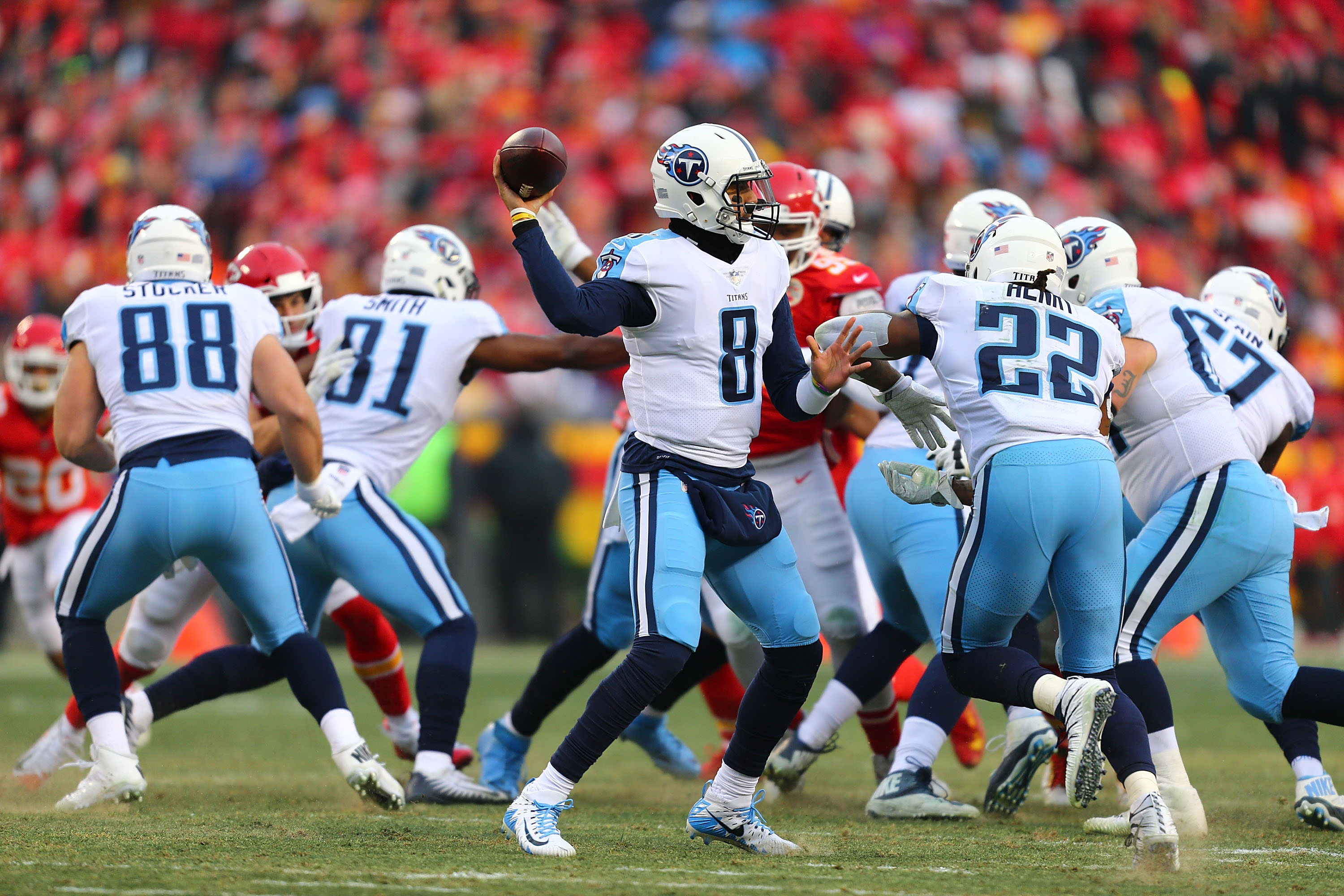 5 Things To Know About The Tennessee Titans Win Against Chiefs