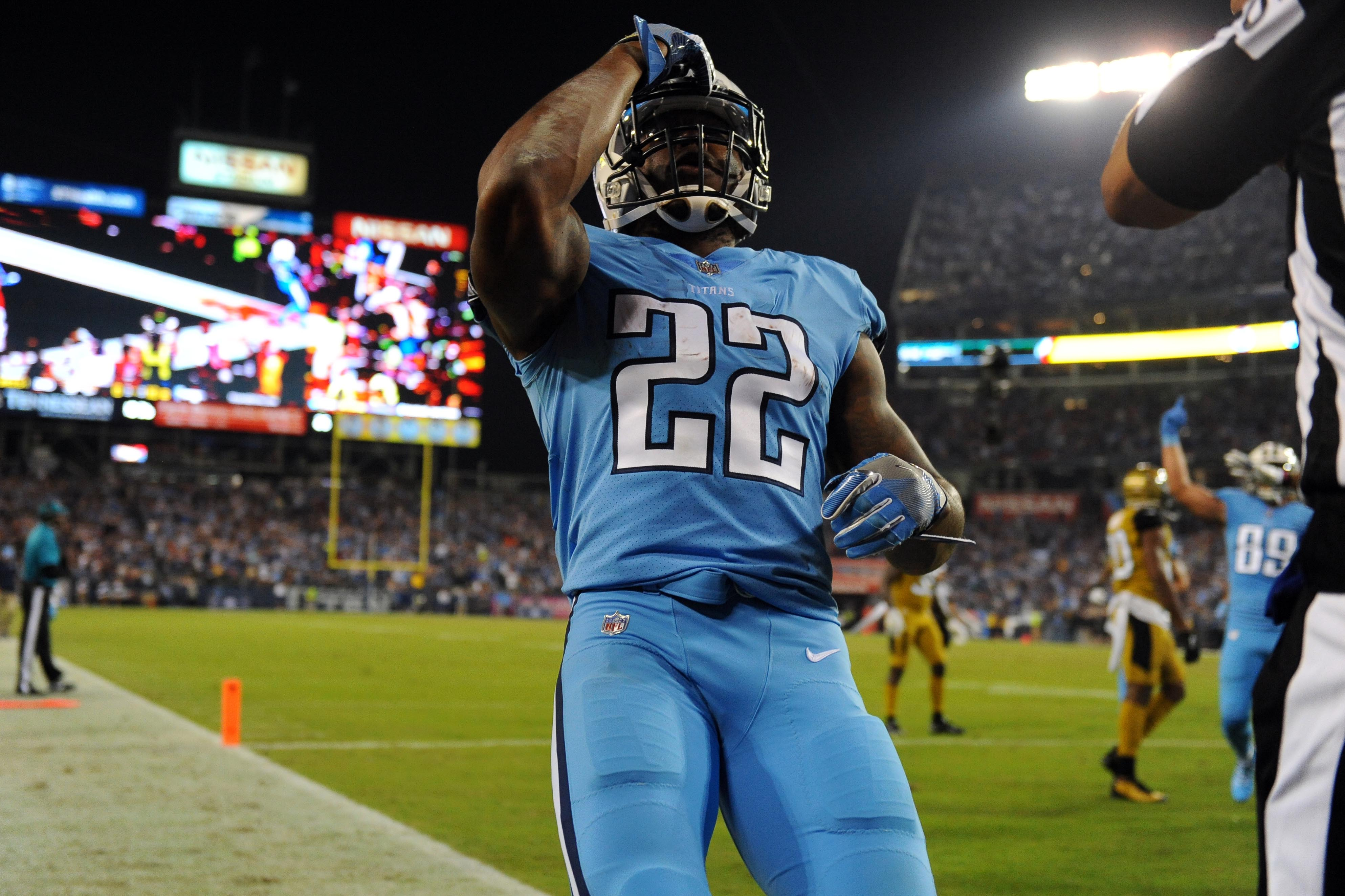 Tennessee Titans 2017 Titans Offensive Projections Page 4