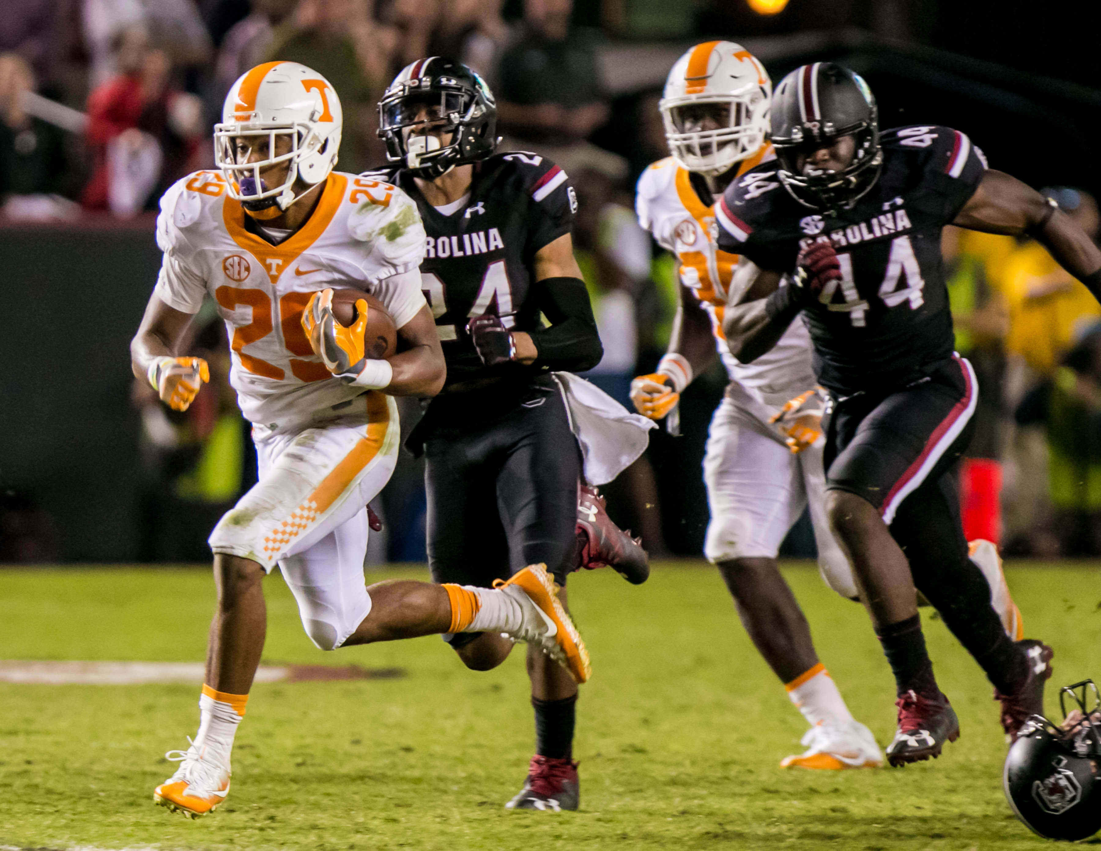 Tennessee Vols: Game-By-Game 2017 Predictions For Vols ...