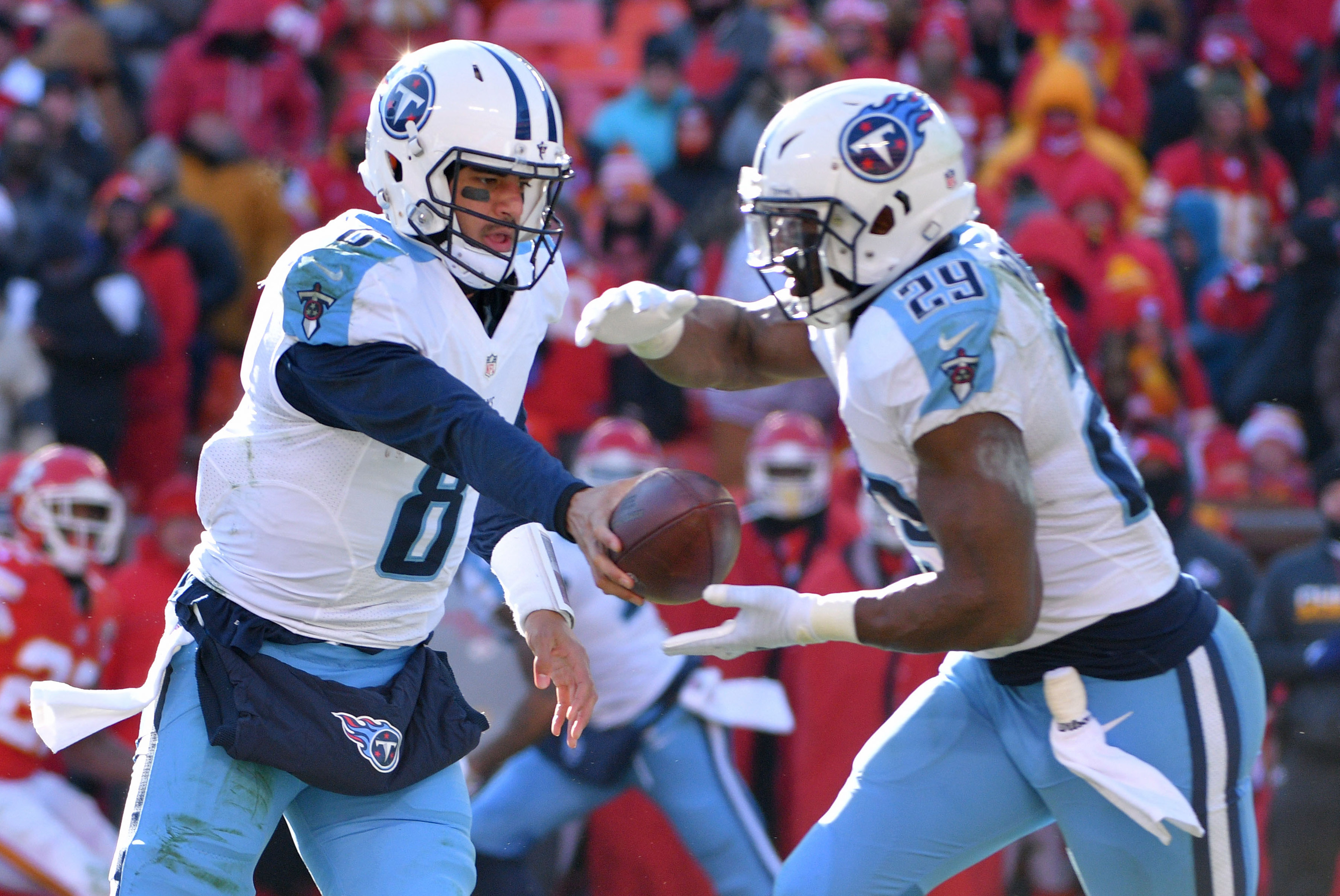 Which Tennessee Titans Are Among Top 50 Players In AFC