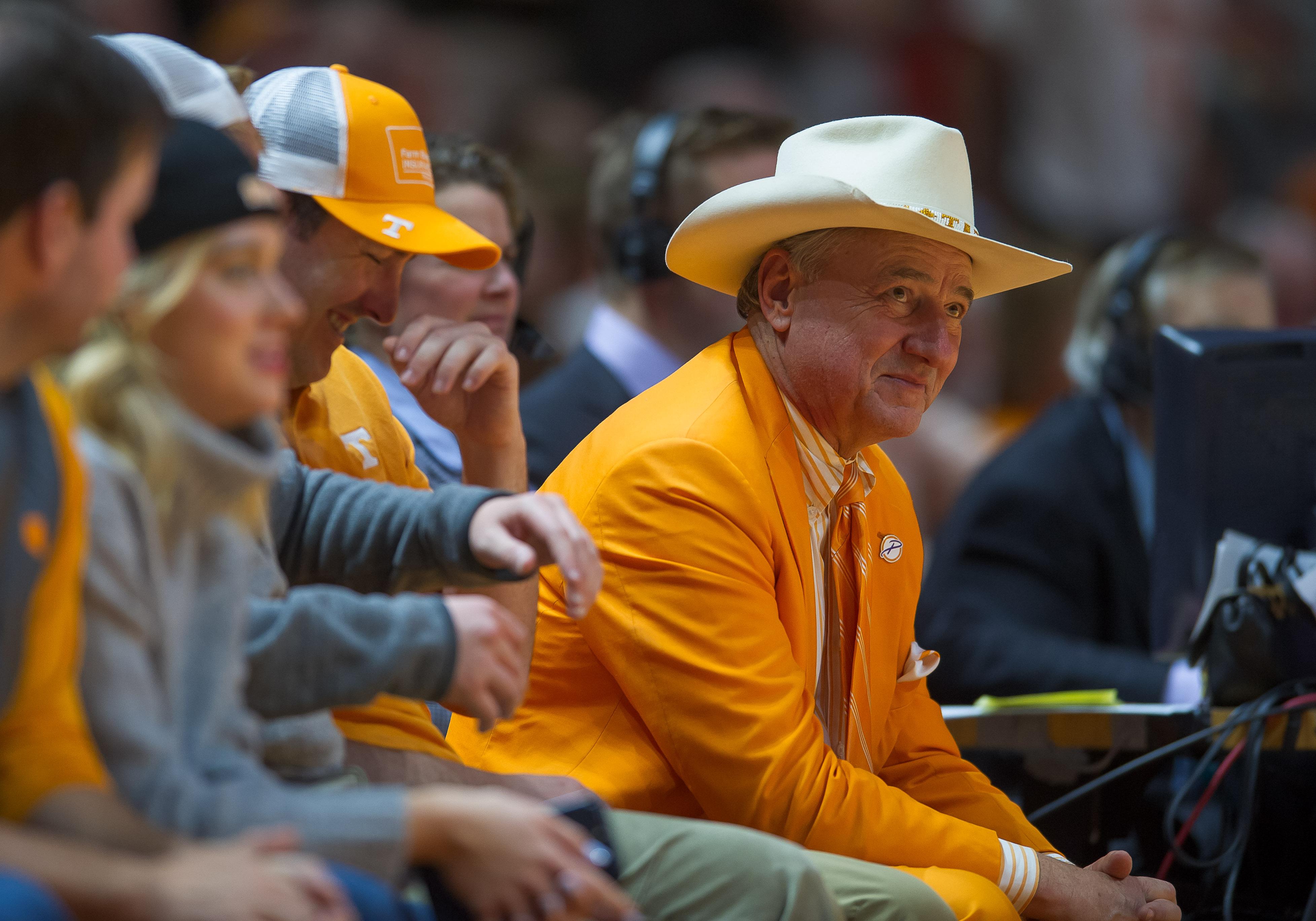 Uk Basketball: Tennessee Vols Upset Kentucky Wildcats: Photo Gallery